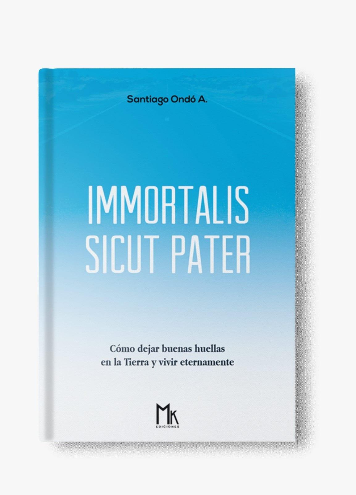 "El ecuatoguineano Santiago Ondo publica su primer libro titulado ""Immortalis Sicut Pater"""