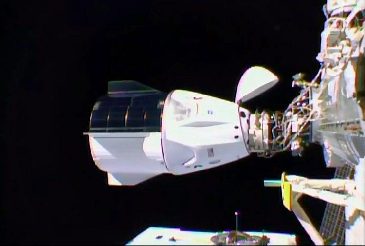 La Estación Espacial Internacional entra en su 'edad de oro' con SpaceX