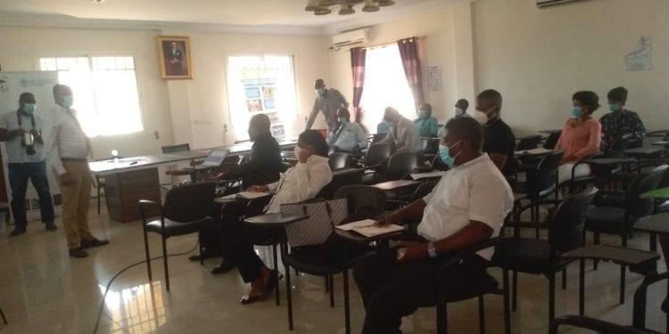 Los actores del sector rural de Malabo se benefician de una formación exprés