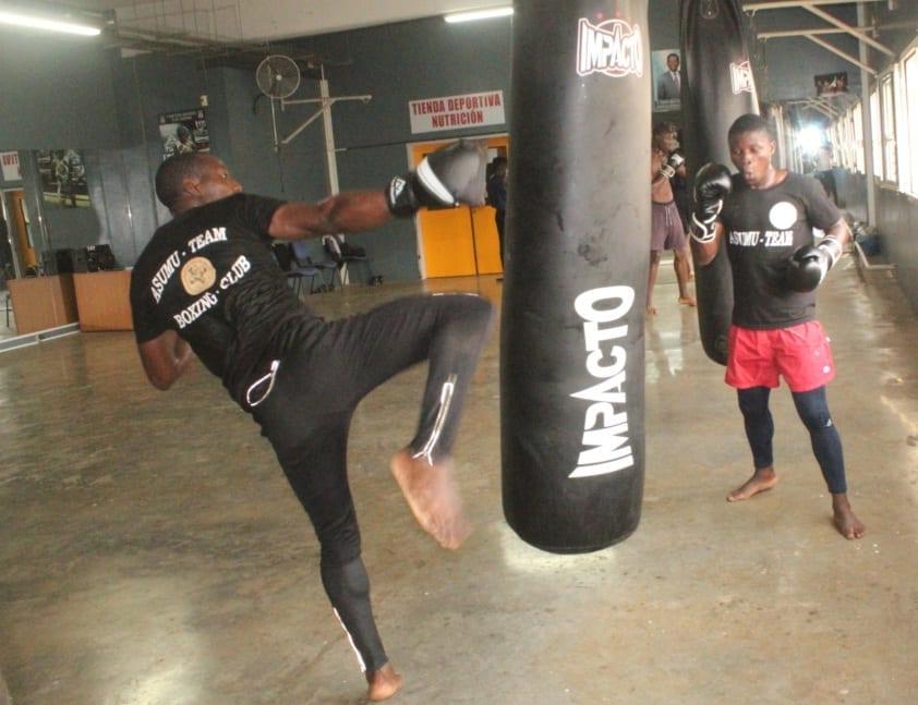 King Boxing: Atanasio Obiang y Mariano sueñan hacer historia n el campeonato Internacional del Boxeo Árabe
