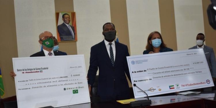 Explosiones en Bata: FAO y Brasil conceden 100.000 USD en alimentos en apoyo a las víctimas del 7M