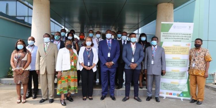 """Guinea Ecuatorial y la FAO lanzan el proyecto para el """"fortalecimiento de la producción de Estadísticas Agrícolas y rurales"""""""