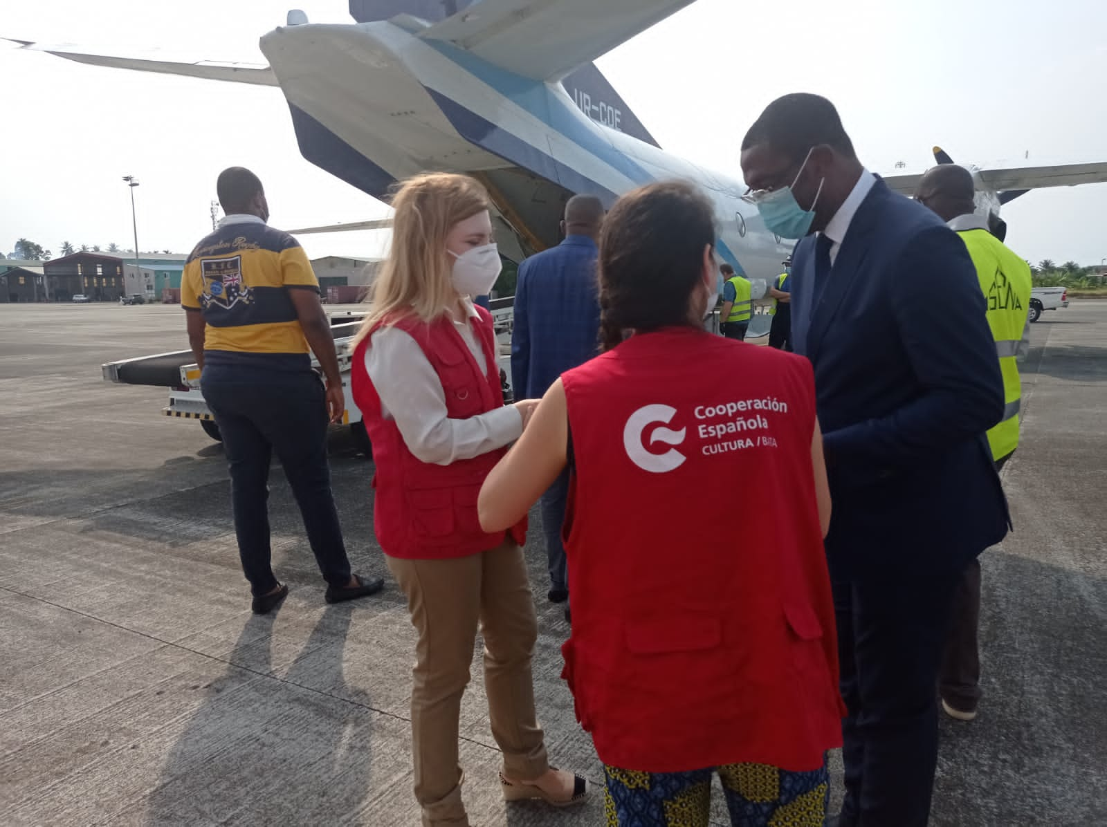 España responde al llamamiento internacional realizado por Guinea Ecuatorial tras el trágico suceso de Bata