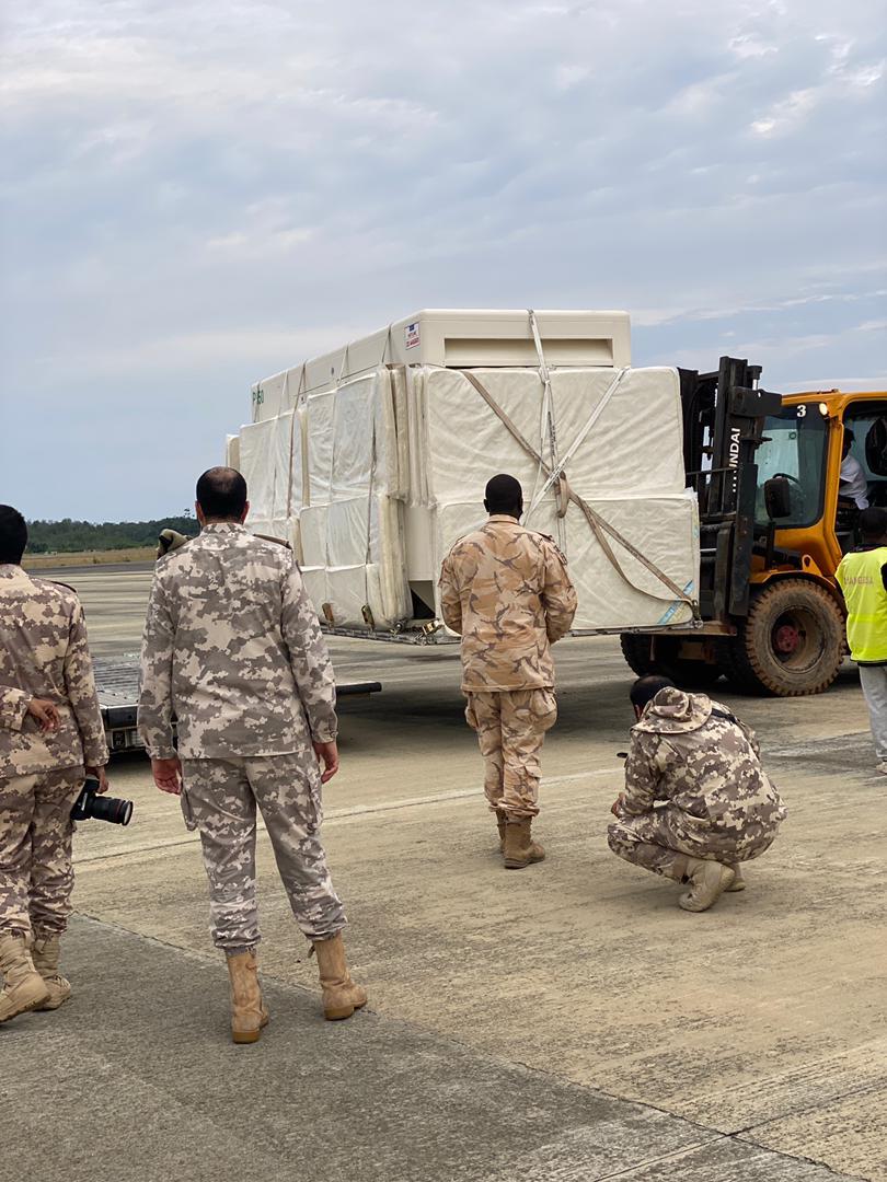 Qatar envia ayuda humanitaria a Guinea Ecuatorial tras las explosiones de Bata