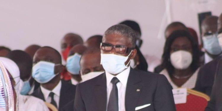 El Vicepresidente ecuatoguineano asiste a los actos fúnebres del Primer Ministro costamarfileño, Hamed Bakayoko