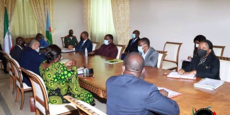 El Comité Nacional de Emergencias se reúne para poner en marcha el plan de asistencia humanitaria para las víctimas del 7M