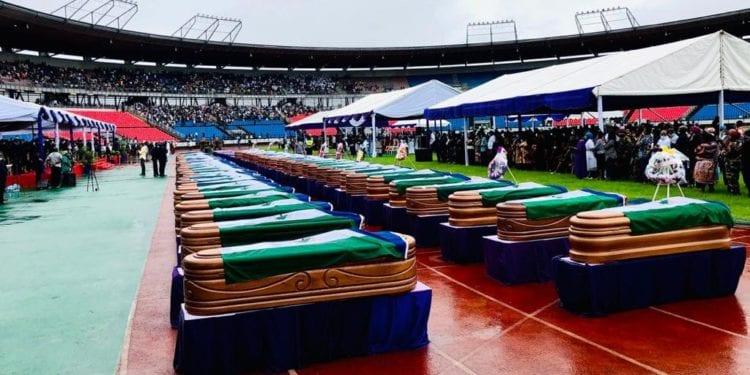 Explosión en Bata: Funeral de Estado por los fallecidos en las explosiones del 7M