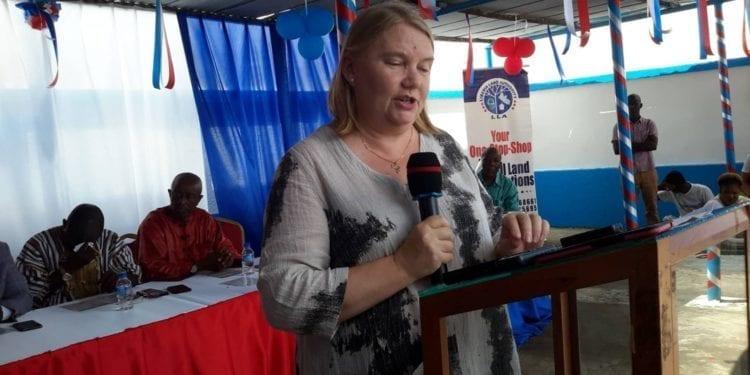 Suecia aumenta el apoyo financiero a Liberia