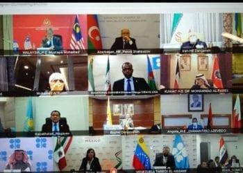 Guinea Ecuatorial reafirma su compromiso para cumplir con todos los acuerdos adoptados en la OPEP+