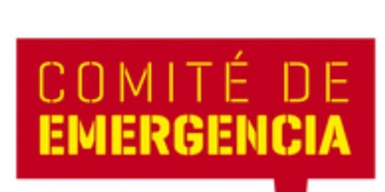 El Comité Nacional de Emergencia solicita canalizar todas las donaciones del 7-M para mejor coordinación