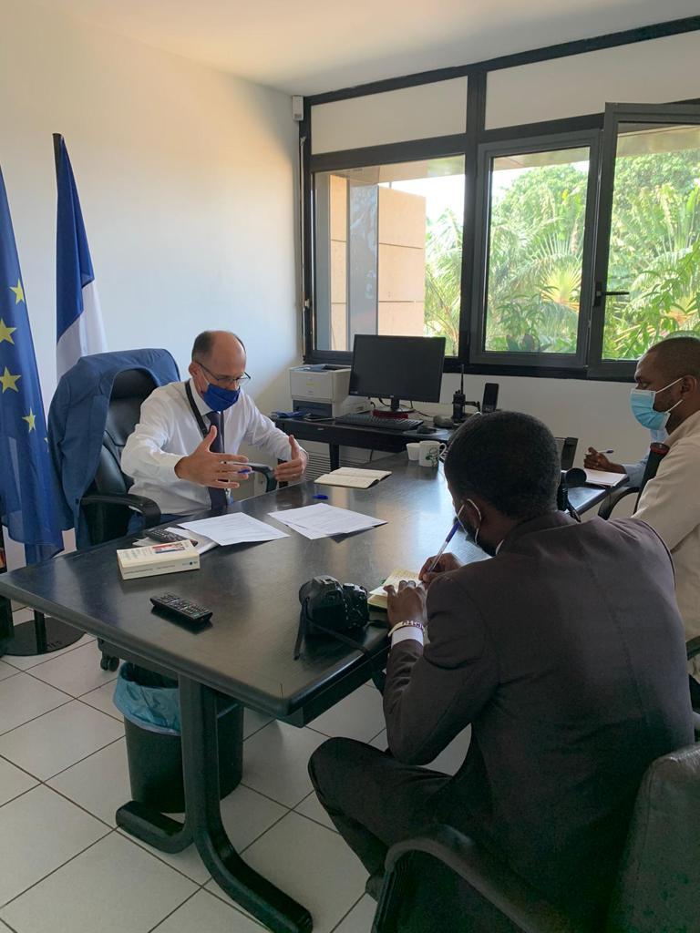 Francia anuncia su paquete de ayudas para solidarizarse con Guinea Ecuatorial