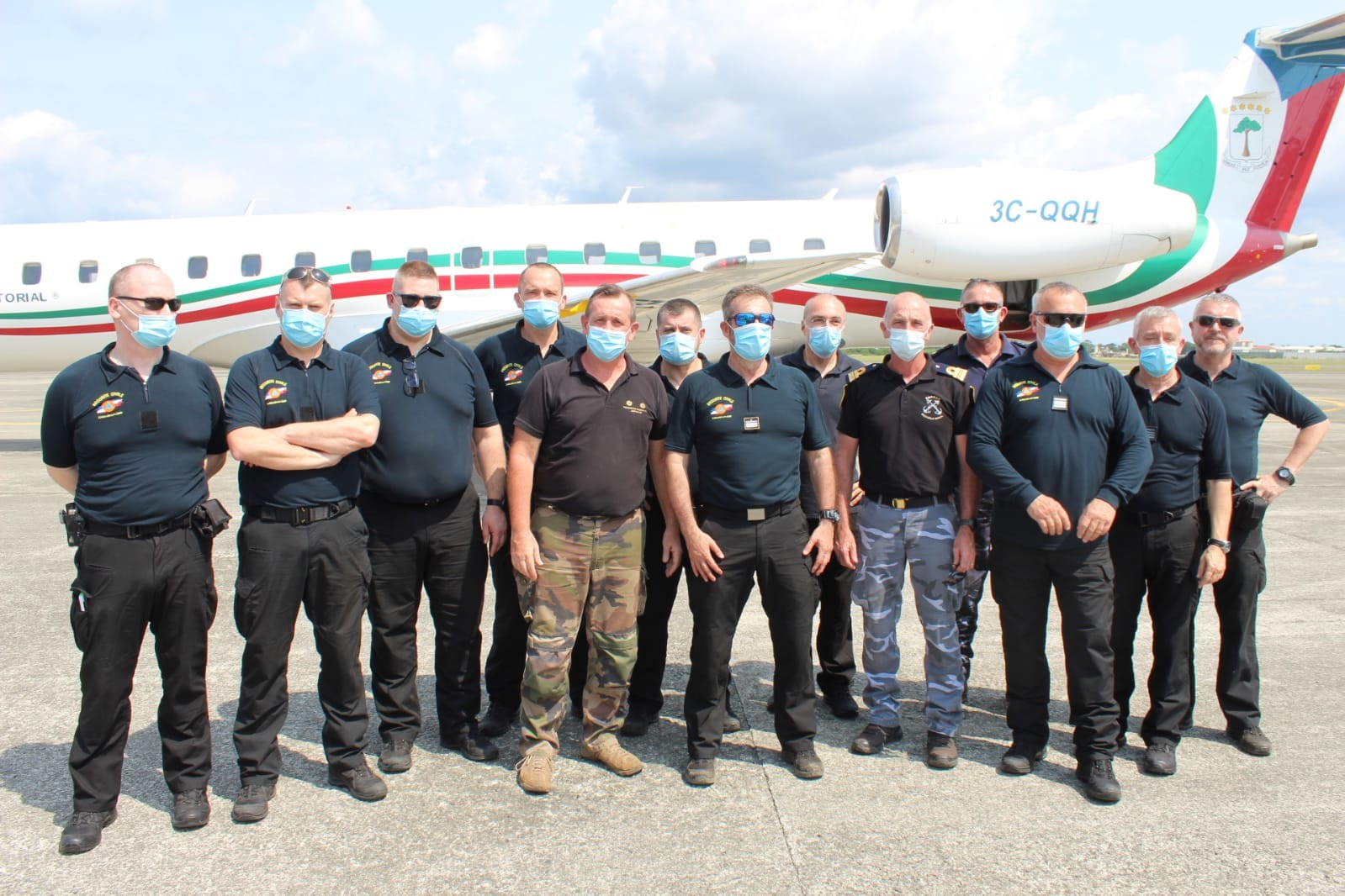 La Cooperación militar francesa tardará tres semanas para desminar el área del 7M