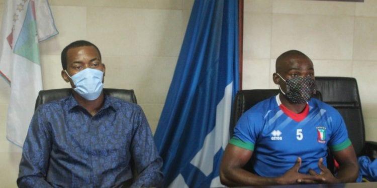 Jugadores del Nzalang recaudan 3.500 Euros para los afectados del 7M