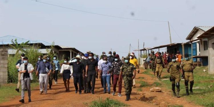 Explosiones en bata: Más de 450 viviendas damnificadas el 7M, sus dueños recibirán apoyo económico de Nguema Obiang Mangue