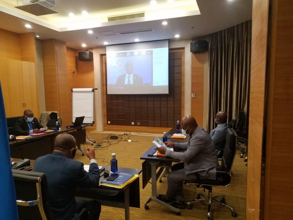 Comienza la 13ª Reunión multidisciplinaria de FAO en la región de África Central