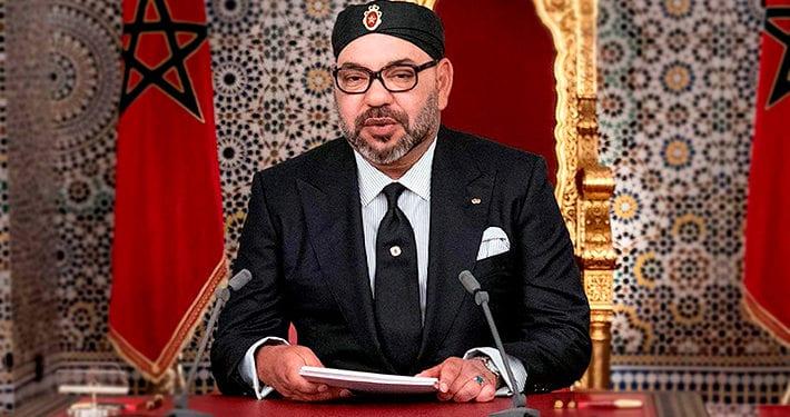 Su Majestad El Rey de Marruecos envía un mensaje de condolencias a su Homólogo y Hermano el Presidente de la República de Guinea Ecuatorial, tras las explosiones accidentales en un campamento militar en la ciudad de Bata
