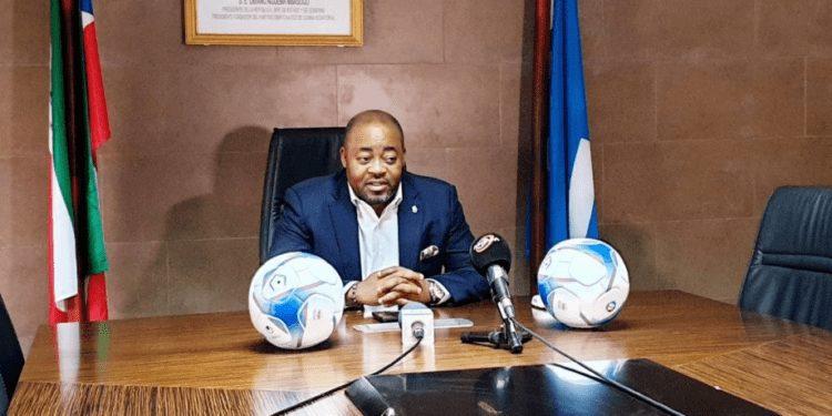 Crecen los rumores sobre la dimisión del Presidente de la FEGUIFUT, Gustavo Ndong Edu