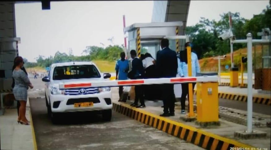 Inaugurados los dos peajes de la autovía Bata-Mongomo