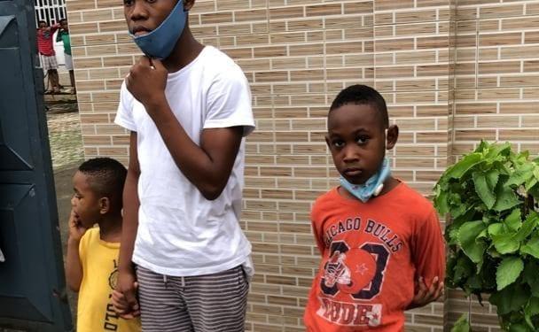 Encuentran a los 3 niños desaparecidos en Malabo