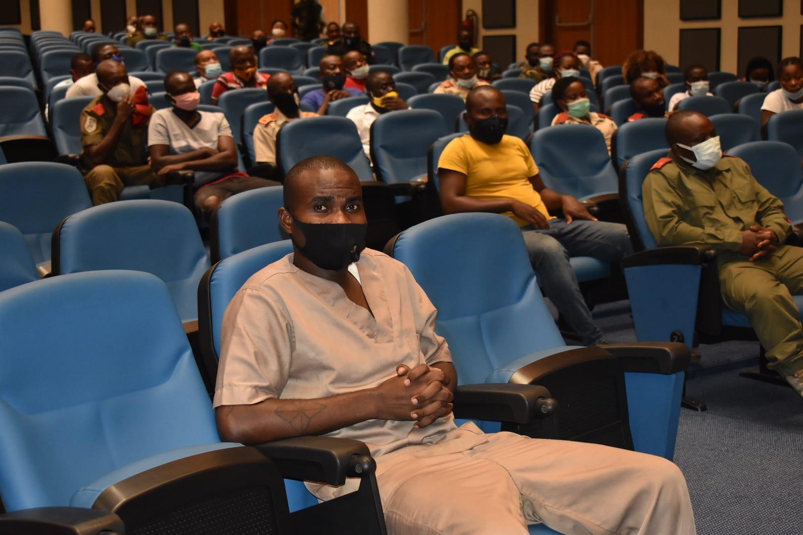 Juicio por el asesinato del cadete Justino Obiang Ntutumu