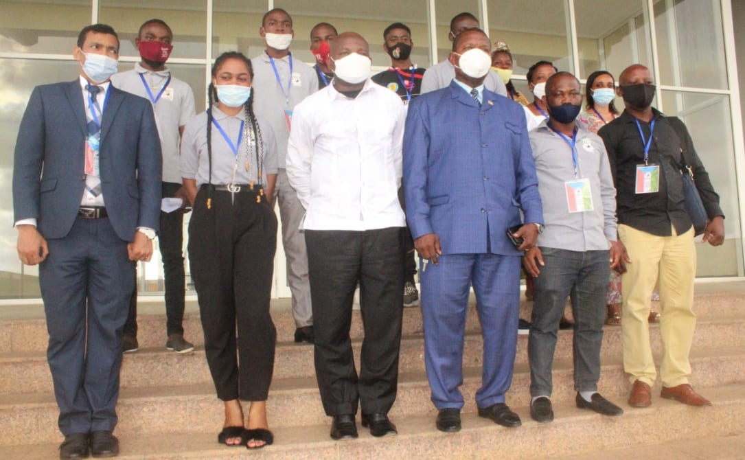Abdulai Andjimi NGUÍ renueva su mandato como presidente de la federación de FEGUIKUNG