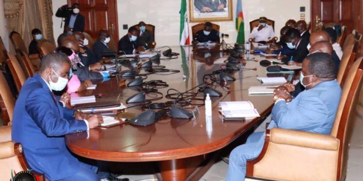 COVID-19: Guinea Ecuatorial podría implementar nuevas medidas para controlar la curva de contagios