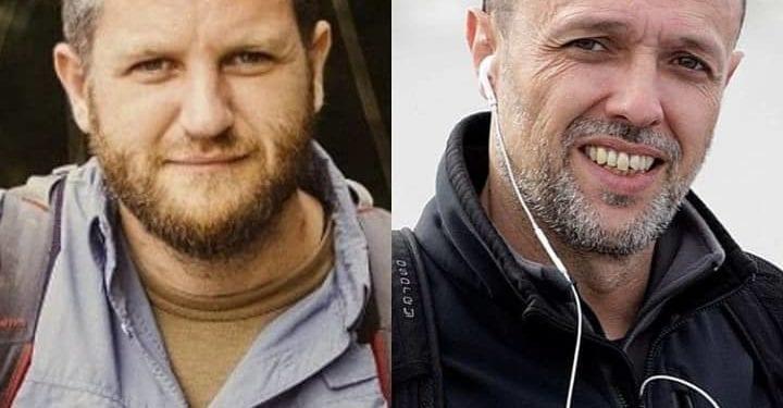 Dos periodistas españoles David Beriáin y Roberto Fraile mueren en un ataque armado en Burkina Faso