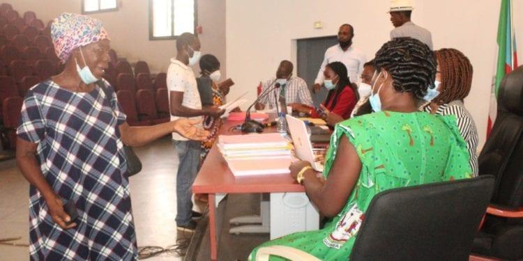 El Ministerio de la función Pública apertura el censo de los jubilados en la isla de Bioko