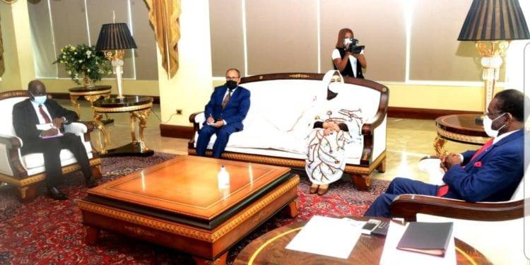 La Comisión de la Unión Africana dona $100.000 al Comité de Emergencia por solidaridad con los afectados del 7-M en Guinea Ecuatorial