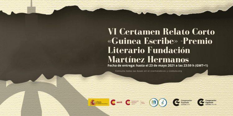 """La convocatoria para el certamen literario de relato corto """"Guinea escribe"""" Sigue abierta hasta el 23 de mayo"""