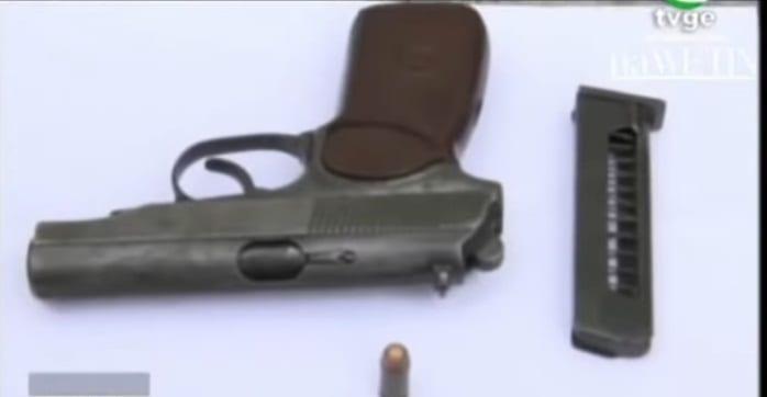 En Malabo, varios detenidos por un presunto robo con arma de fuego