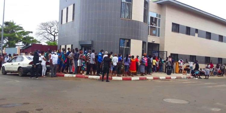 Covid-19: Este es el horario de vacunación en los centros de salud de Malabo