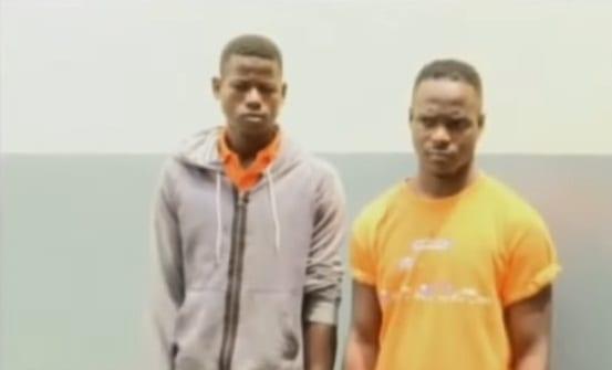 Robo: Dos jóvenes vaciaron una casa utilizando una camioneta