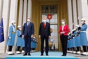 Turquía alega que cumplió las demandas de la UE en la recepción a Von der Leyen y Michel