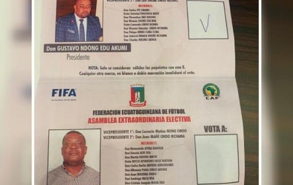 """Entre la """"X"""" y la """"V"""", el voto de la desgracia que deja fuera al expresidente de la Feguifut"""