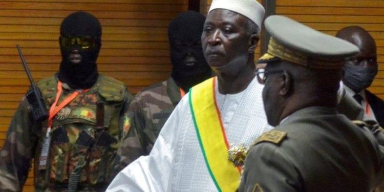 Dimite Bah Ndaw, presidente interino de Mali