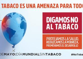 La Organización Mundial de Salud conmemora hoy 31 de mayo el día mundial sin tabaco
