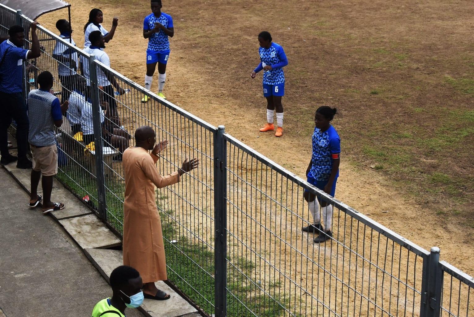 Atlético de Malabo femenio cae en el derbi contra Malabo Kings