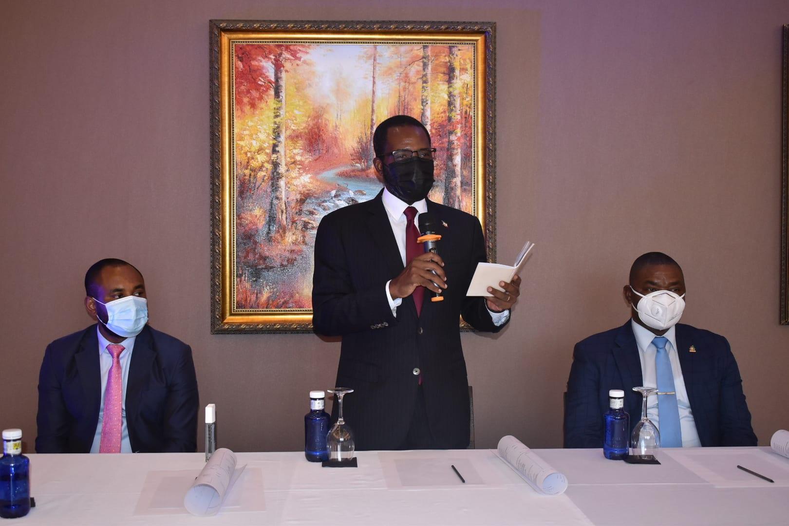 Minas clausura el taller sobre liderazgo dirigido a sus funcionarios