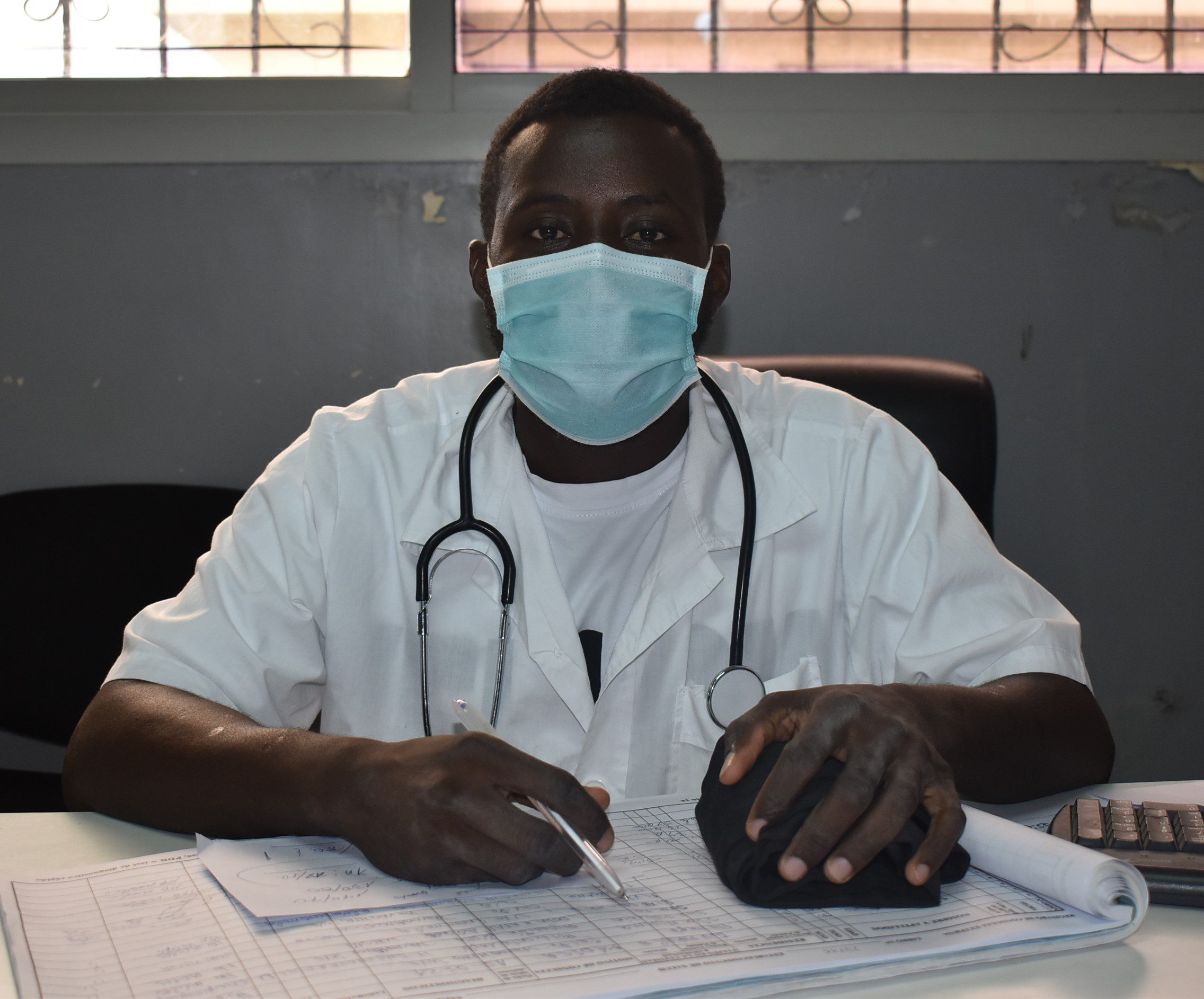 De cada 100 pacientes adultos que pasan por el Hospital General de Malabo, 60 son hipertensos
