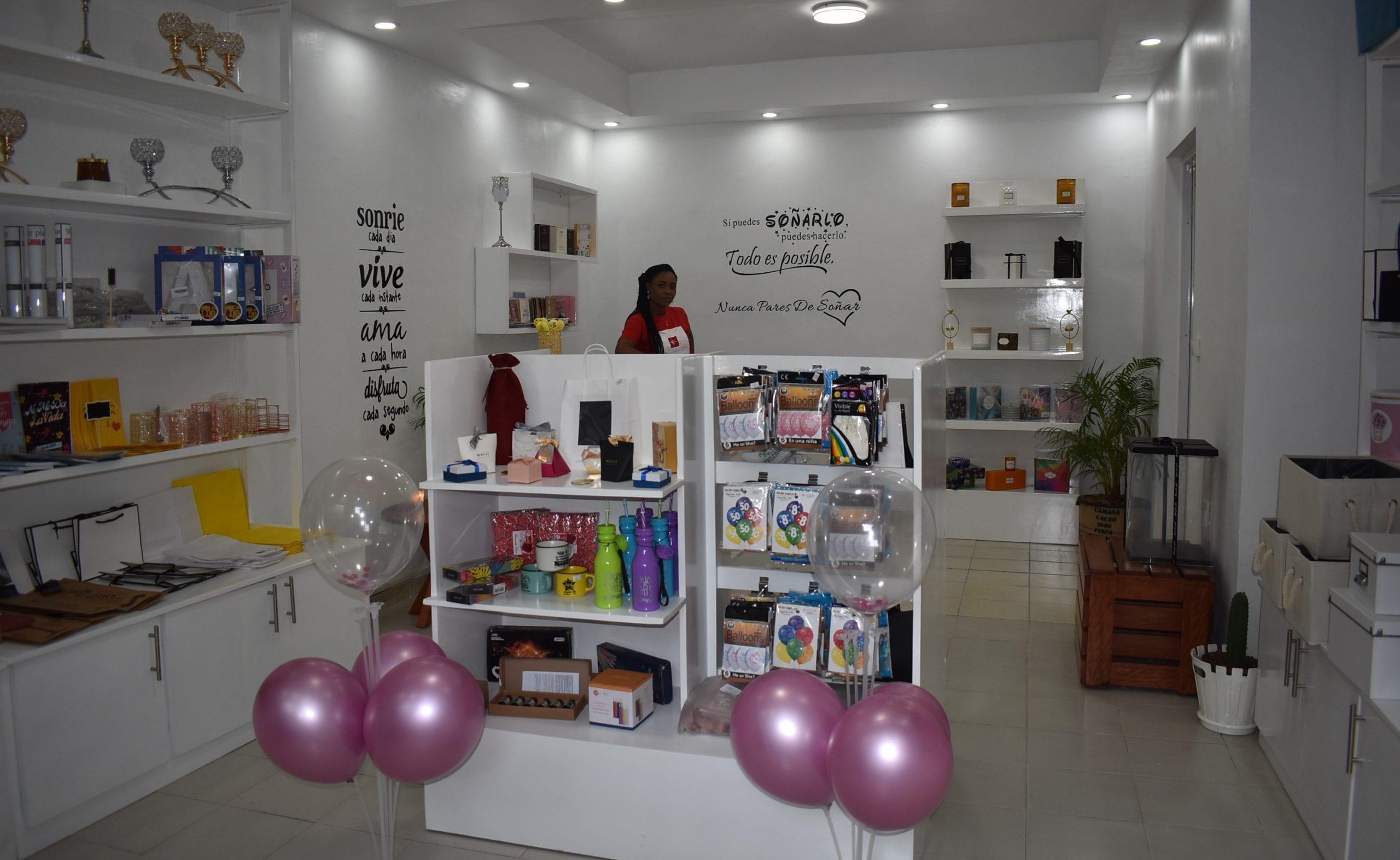 """Angélica Monayong Esono: """"queremos ofrecer una forma diferente de hacer y ofrecer regalos"""""""