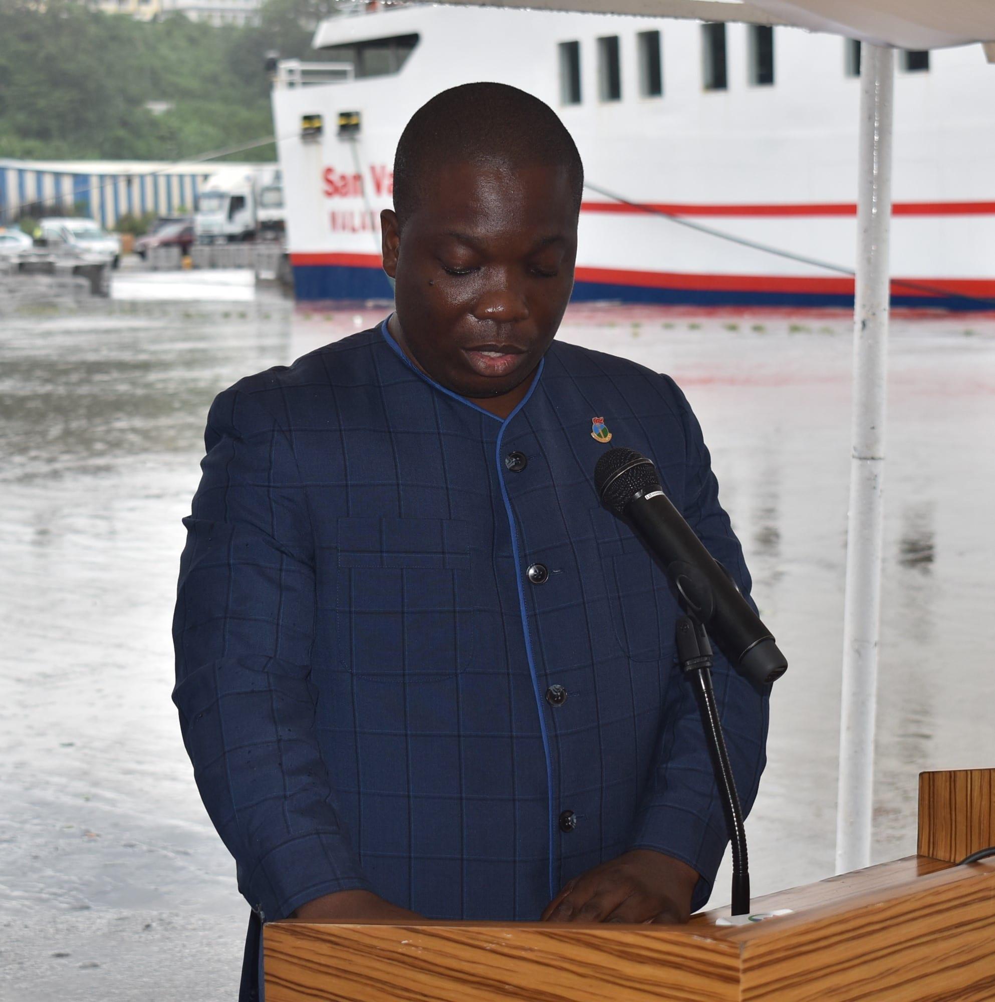 La ITV invierte 6.795.000 xaf en la creación de una nueva oficina en el puerto de Malabo