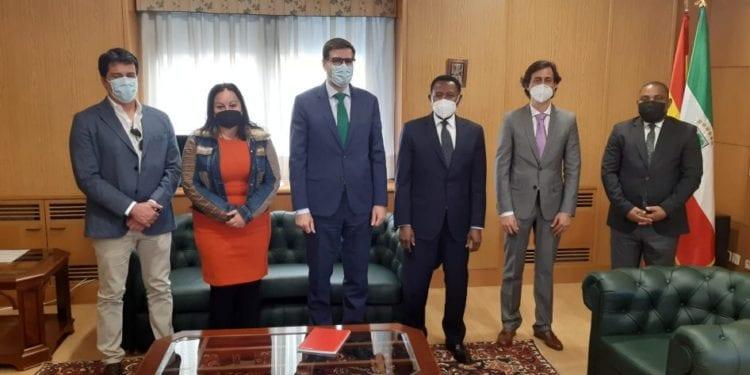 El Gobierno de Malabo muestra interés por que IBERIA reanude sus vuelos a Guinea Ecuatorial