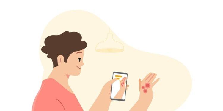 Google anuncia una herramienta para identificar problemas en la piel usando la cámara del móvil