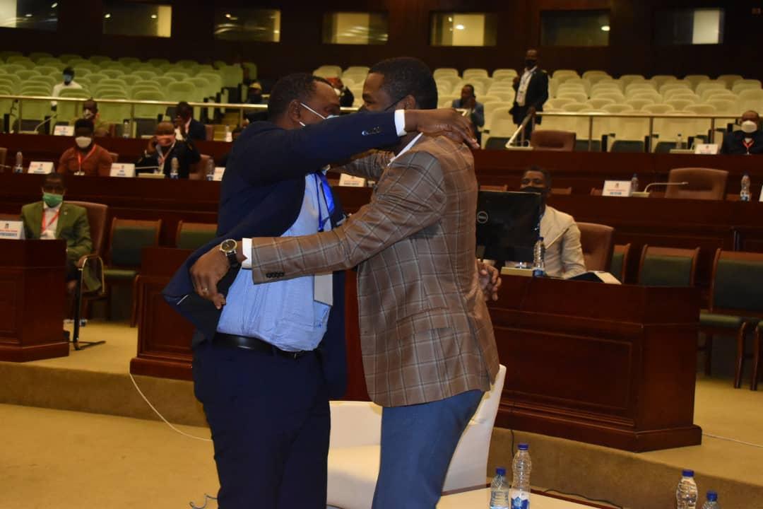 ÚLTIMA HORA: Venancio Tomás Ndong Micha se proclama como Presidente de la FEGUIFUT