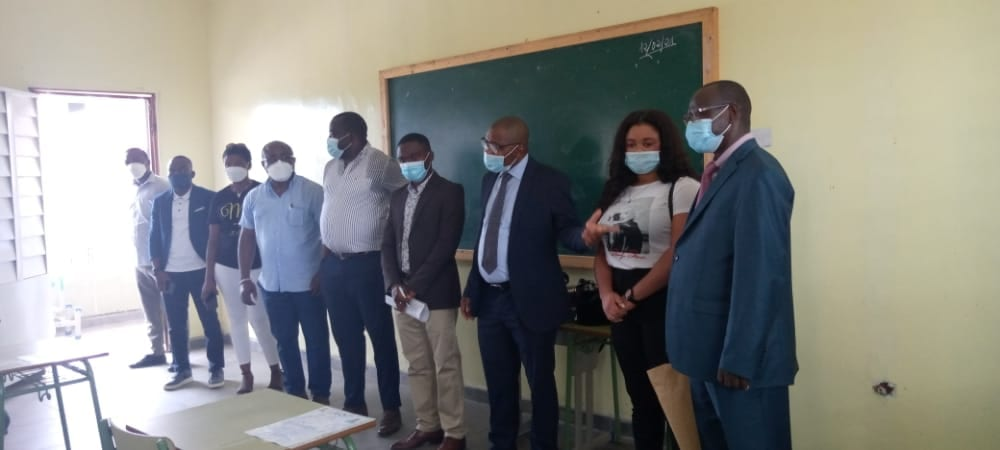 34 jóvenes ecuatoguineanos postulan para cursar estudios en la Escuela Africana de Meteorología y Aviación Civil (EAMAC)