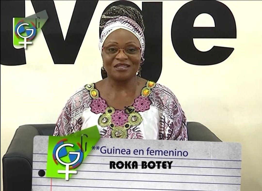 """""""La mujer debe establecer bien sus prioridades y no las que dicten o impongan los demás"""": Aurelia Francisca Ökkí ROKA BOTEY"""