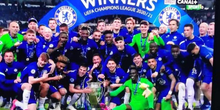 Chelsea, campeón de la Champions League