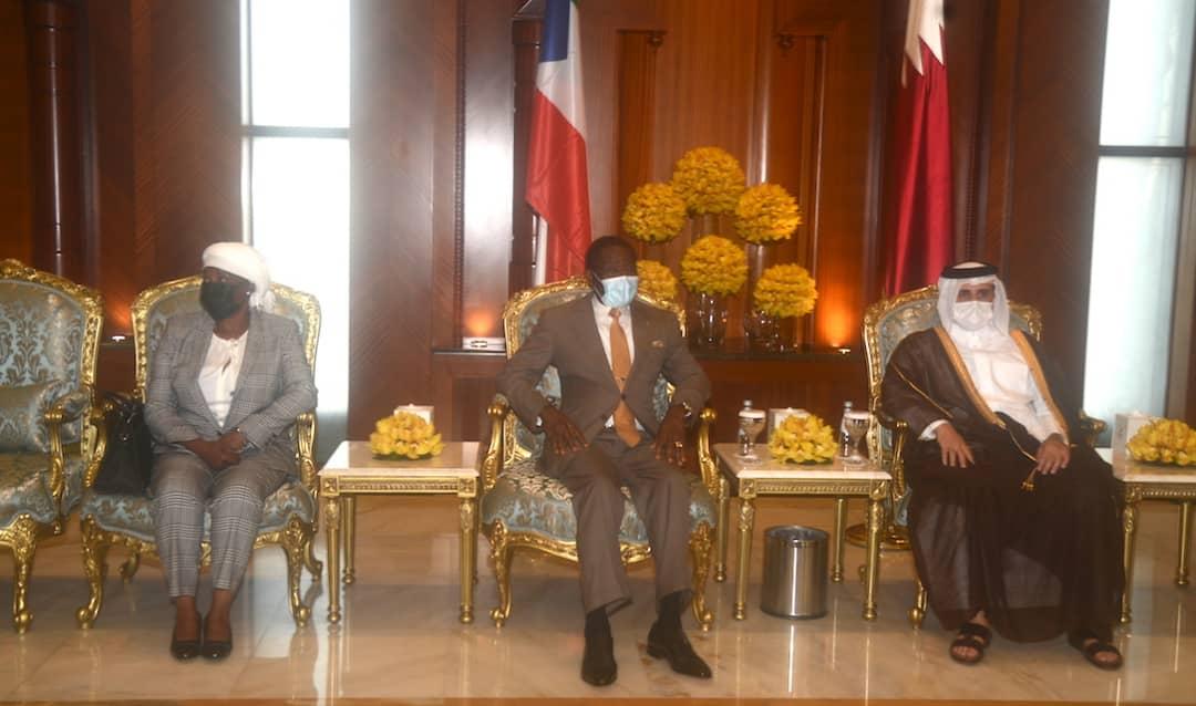 Guinea Ecuatorial y Qatar esperan consolidar sus relaciones diplomáticas con la firma de acuerdos en diferentes sectores