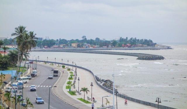 Las playas de Ukomba y del Paseo Marítimo de Bata se convierten en un 'cementerio' para bañistas